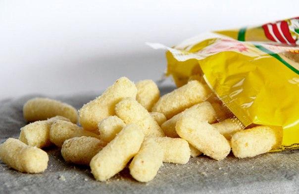 виробництво кукурудзяних паличок