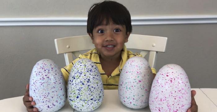 Історія успіху – 6-річний хлопчик заробив 11 мільйонів доларів за рік