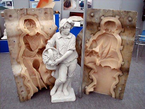бізнес на скульптурах