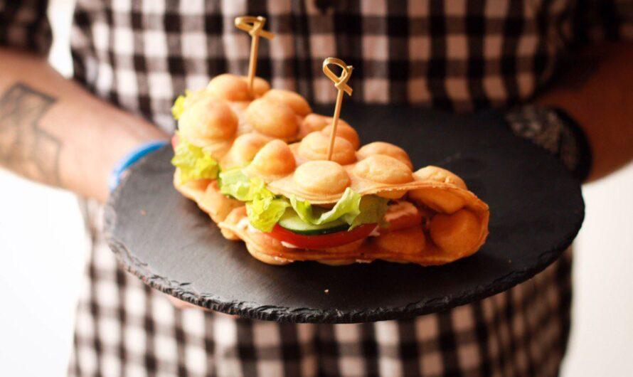 Гонконгські вафлі – трендова бізнес ідея