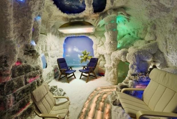 соляна печера