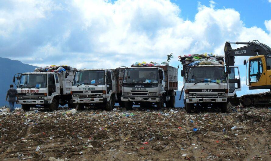 Бізнес на смітті – вивіз будівельного сміття